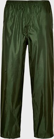 Klasyczne spodnie przeciwdeszczowe