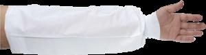 Narękawki mikroporowate BizTex z dzianymi mankietami Typ 6PB